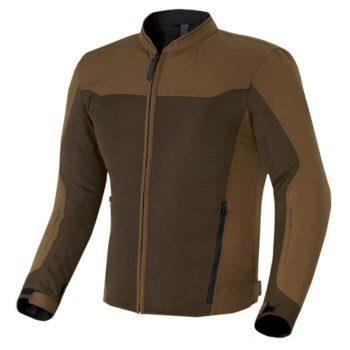 Shima Openair Urban Mesh Brown Riding Jacket