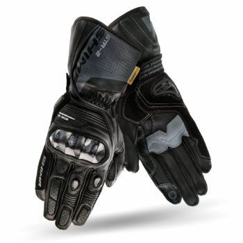 Shima STR 2 Black Riding Gloves