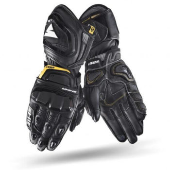 Shima VRS2 Black Riding Gloves