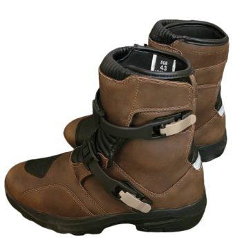 Tarmac Adventure Brown Riding Boots 1
