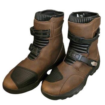 Tarmac Adventure Brown Riding Boots 2