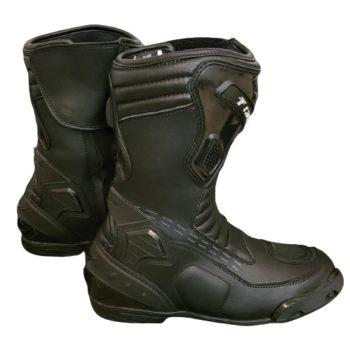 Tarmac Speed Black Riding Boots 1