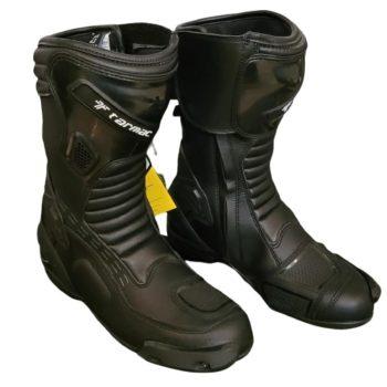 Tarmac Speed Black Riding Boots 3
