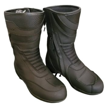 Tarmac Tour Black Riding Boots 2