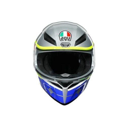 AGV K1 Rossi Mugello 2015 Helmet 2