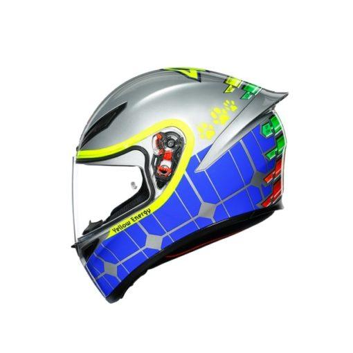 AGV K1 Rossi Mugello 2015 Helmet 3