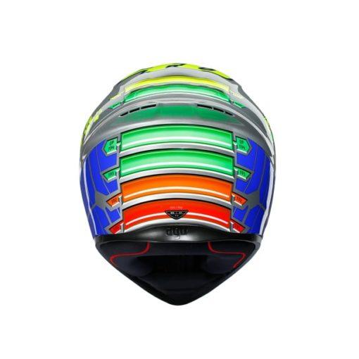 AGV K1 Rossi Mugello 2015 Helmet 4