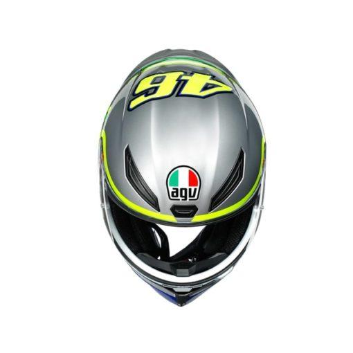 AGV K1 Rossi Mugello 2015 Helmet 6