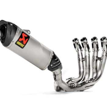 Akrapovic Titanium Racing Line Full System Exhaust For BMW S1000RR 2019 2
