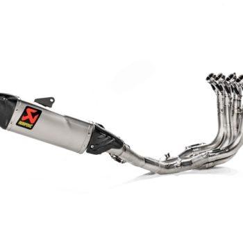 Akrapovic Titanium Racing Line Full System Exhaust For BMW S1000RR 2019 3
