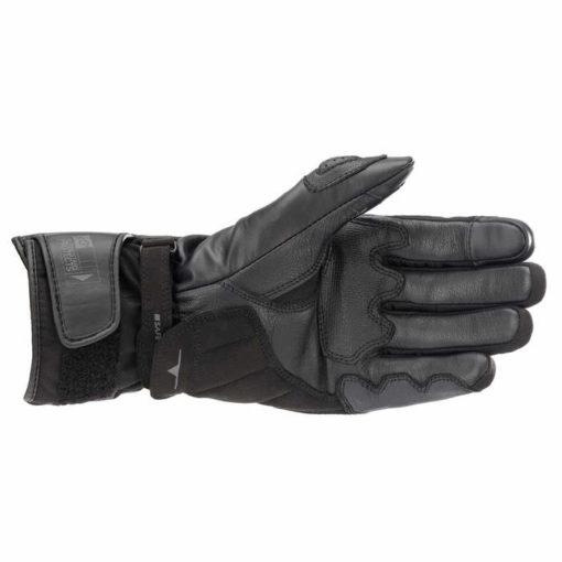 Alpinestars SP 365 DRYSTAR Black Anthracite Riding Gloves 2