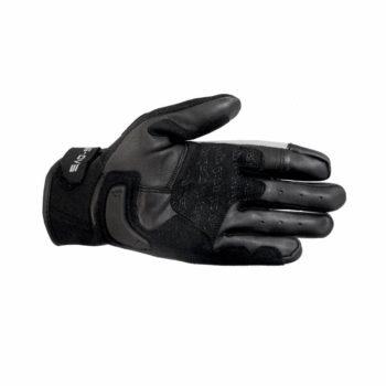 DSG EVO 2 Black Grey Riding Gloves 2