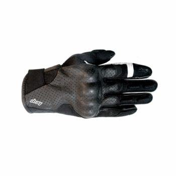 DSG EVO 2 Black Grey Riding Gloves