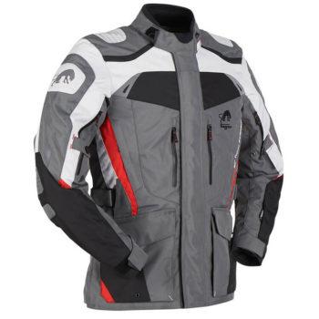Furygan Apalaches Grey Red Black Riding Jacket 2 1