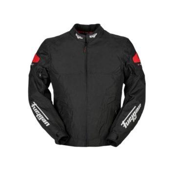 Furygan Atom Black Red Riding Jacket