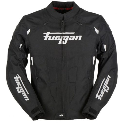 Furygan Parker Black Riding Jacket 3