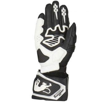 Furygan Shifter Evo Black White Riding Gloves 2