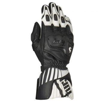 Furygan Shifter Evo Black White Riding Gloves