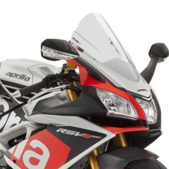Puig Z Racing Clear Windscreen for Aprilia RSV4 RF 2017 20