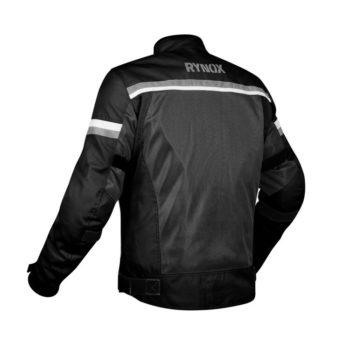 Rynox Air GT 3 Black White Riding Jacket 2