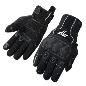 Tarmac Tex Black Riding Gloves