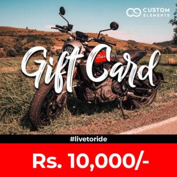Gift Card For Website 10K