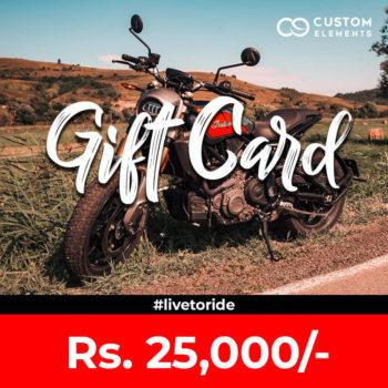 Gift Card For Website 25K