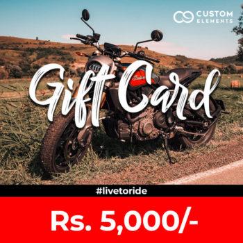 Gift Card For Website 5K
