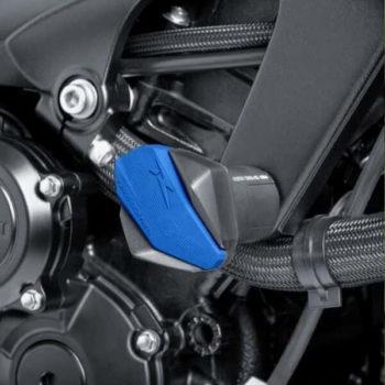 Puig R12 Frame Sliders for Ducati X Diavel 1260