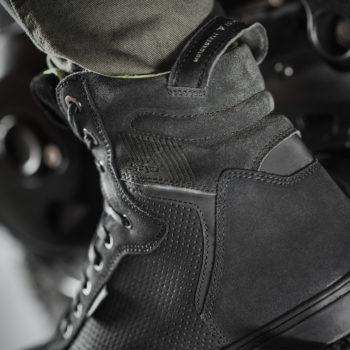 Shima Rebel WP Waterproof Black Riding Shoes 3