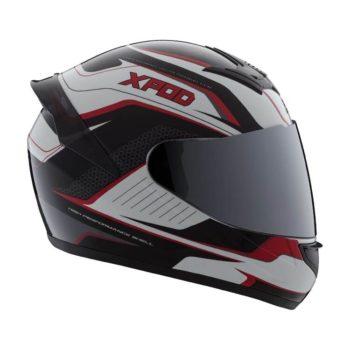 TVS Racing XPOD Dual Tone Full Face Helmet