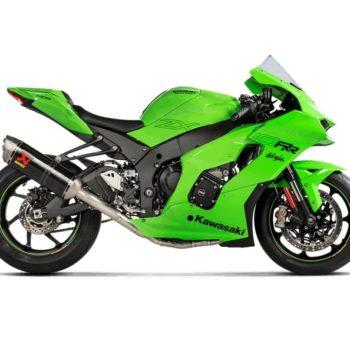Akrapovic Racing Line Carbon Full System Exhaust for Kawasaki Ninja ZX10R 2021 2