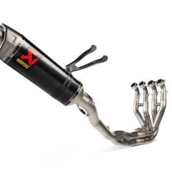 Akrapovic Racing Line Carbon Full System Exhaust for Kawasaki Ninja ZX10R 2021