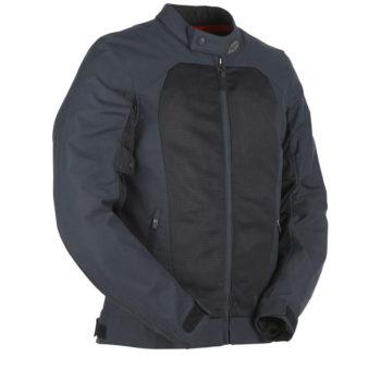Furygan Genesis Mistral Evo 2 Black Blue Riding Jacket 2