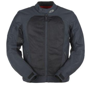 Furygan Genesis Mistral Evo 2 Black Blue Riding Jacket