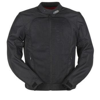 Furygan Genesis Mistral Evo 2 Black Riding Jacket