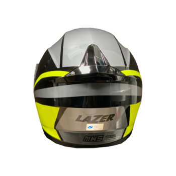 LAZER MH5 Yellow Modular Helmet 5