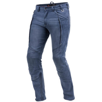 Shima Ghost Blue Riding Jeans