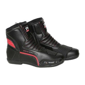 TVS Racing Black Riding Boots 3