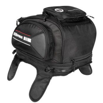 Rynox Optimus Black Tank Bag 2