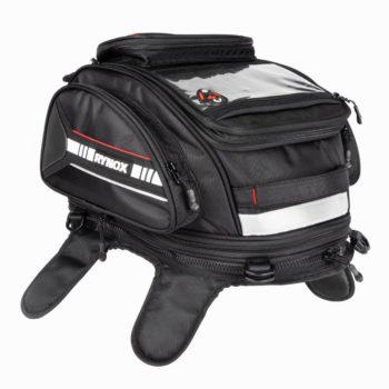 Rynox Optimus Black Tank Bag