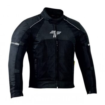 Tarmac Drifter Level 1 Black Riding Jacket 2
