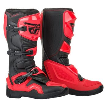 Fly Racing Maverik 2019 Red Black Riding Boots